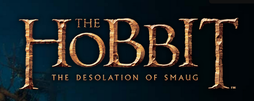■ [ The Hobbit ]  Le logo officiel du deuxième film