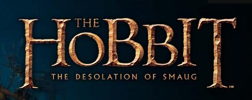 ■ [ The Hobbit ]  Le logo officiel du deuxième film
