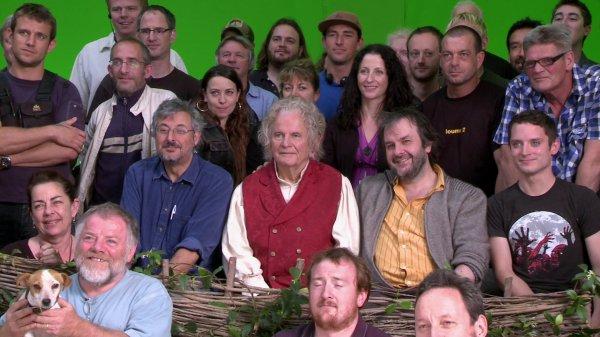 ■ [ The Hobbit ]  Quelques photos souvenir sur le tournage