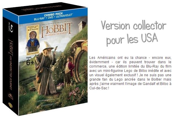 ■ [ Film ]  Nouvelle édition pour le Blu-Ray The Hobbit !