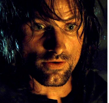 ■ [ Le Hobbit ]  Et si Aragorn apparaissait dans Le Hobbit?