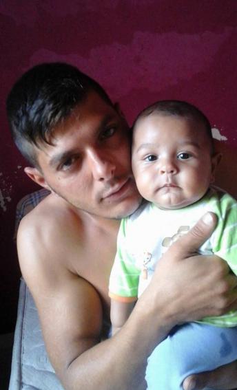 con mi sobrino