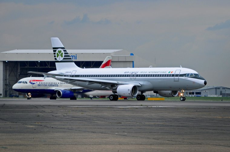 Airbus A320-214  Aer Lingus