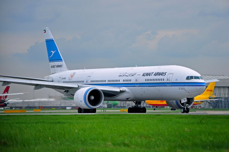 Boeing 777-269/ER Kuwait Airways