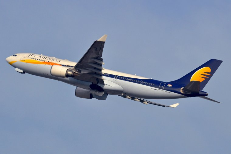 Airbus A330-203 Jet Airways