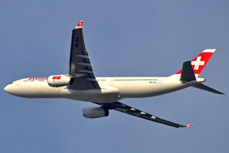 Airbus A330-343X Swiss International Airlines