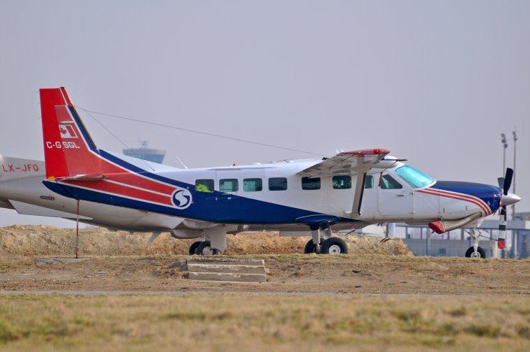 Cessna 208B Grand Caravan Sander Geophysics