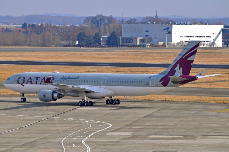 Airbus A330-302 Qatar Airways