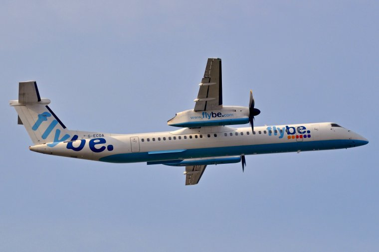 De Havilland Canada DHC-8-402Q Dash 8 Flybe - British European
