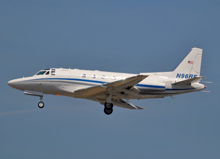 North American Rockwell NA-465 Sabreliner 65 Untitled