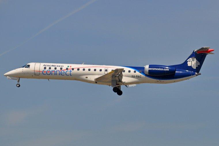 Embraer EMB-145LR (ERJ-145LR) AeroMexico Connect