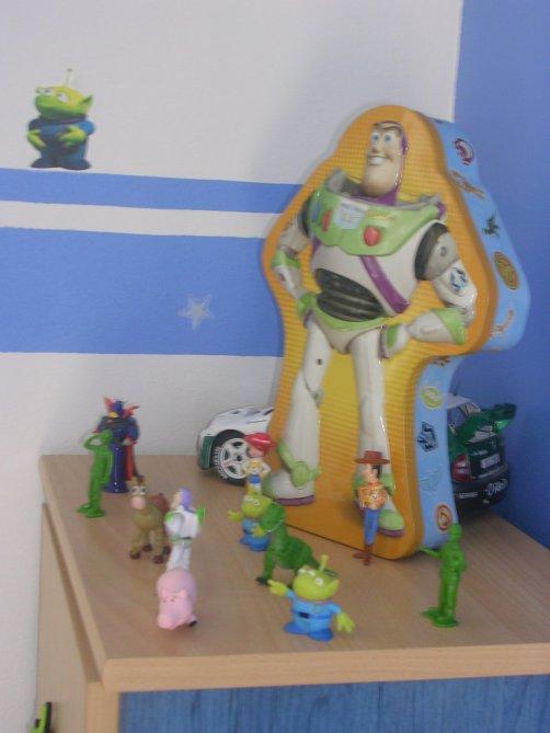 la chambre de mon fils que je viens de finir