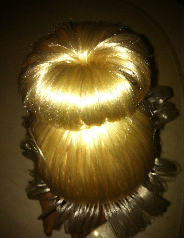 Petit relook de ma first love blonde