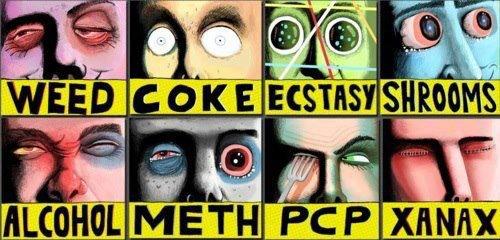 DROGUE ...
