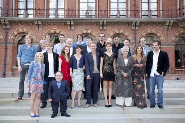 Harry Potter's Team. ♥