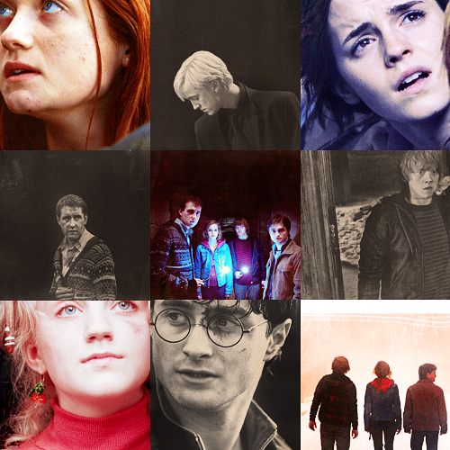 Harry Potter, always in our heart. ♥