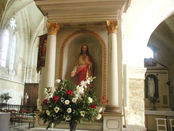 les trésors de nos jolies petites églises de campagne