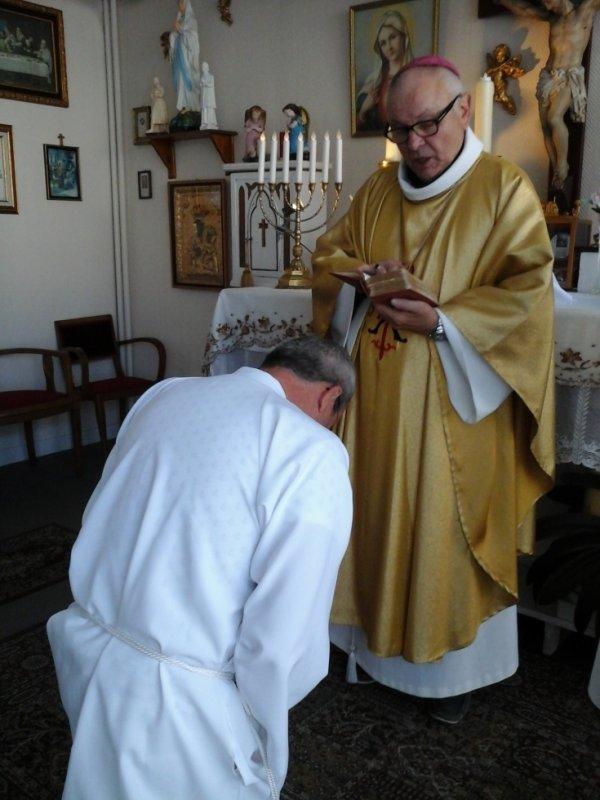 toujours des ordinations dans notre église