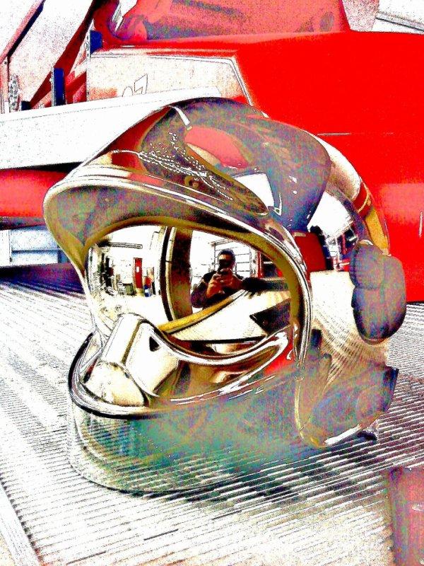 Mon Casque F1 <3