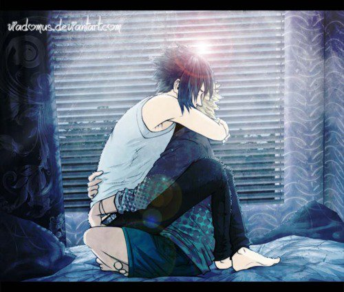 "One-shot : SasuNaru "" Mon vampire d'amour """