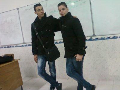 mes amis moha et hamada