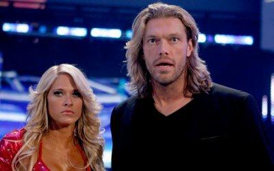 Edge avec Kelly Kelly