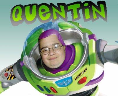 Quentin en Buzz