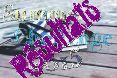 Summer Challenge 2015 - Résultats
