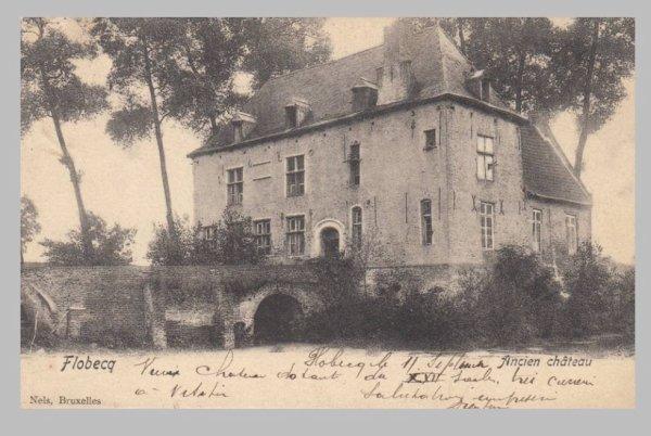 FLOBECQ - Les châteaux