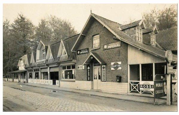 FLOBECQ - La HOUPPE - café Kerksen