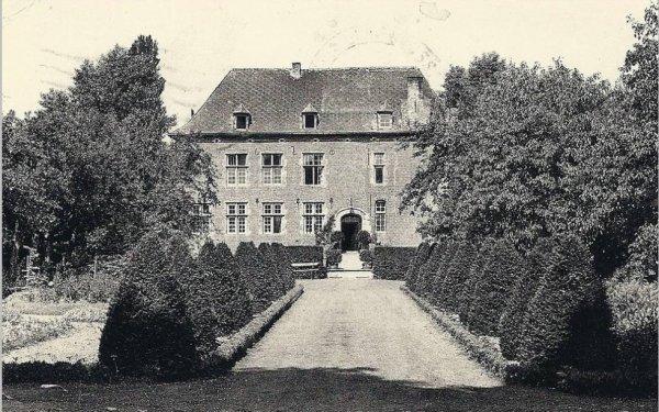 FLOBECQ - Vieux château