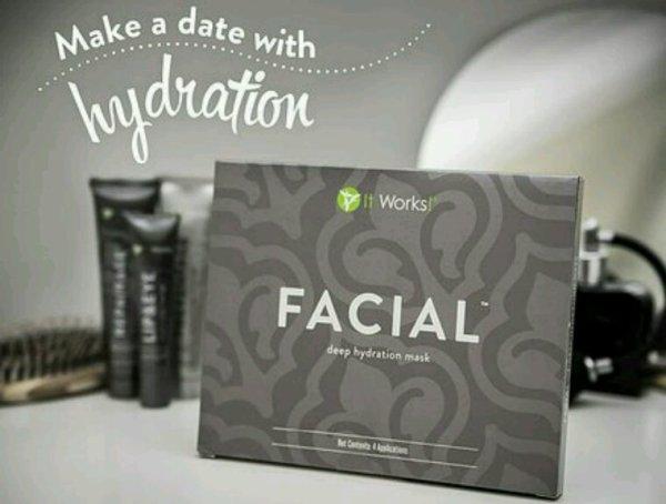 Wrap Facial