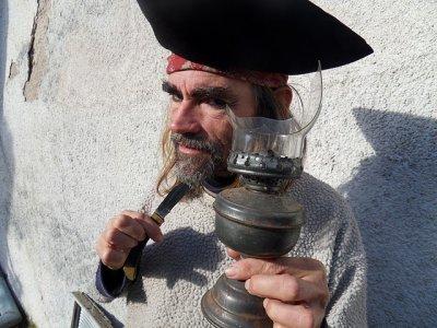Pirates Des Caraïbes initiation par Guerit ST Dier D'Auvergne 2010