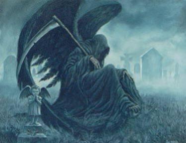 l'histoir d'une ange gothic et d'un humain