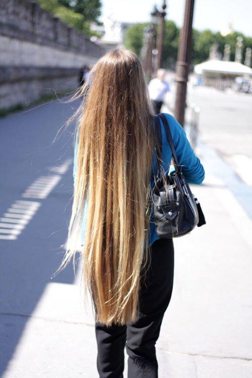 Cheveux superbe!