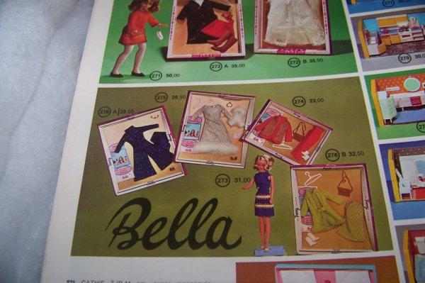 Catalogue jouets année 1970