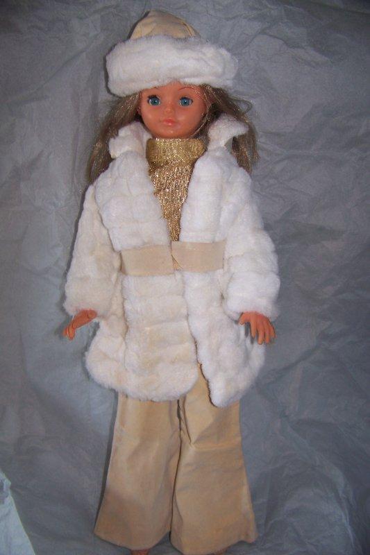 tenue jonquille en parfait état 1973