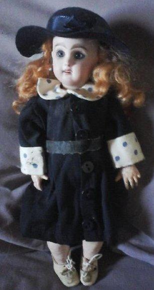 Bleuette modèle jumeaux 1905-1915