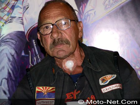 Sonny Barger - Grapes Or Die : GSWC187