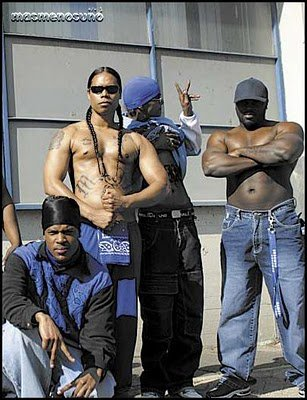 Crips-gang