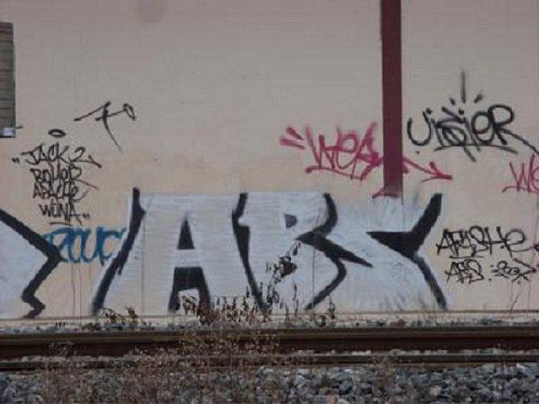 ABS-VF GRAFFITI EFFACER