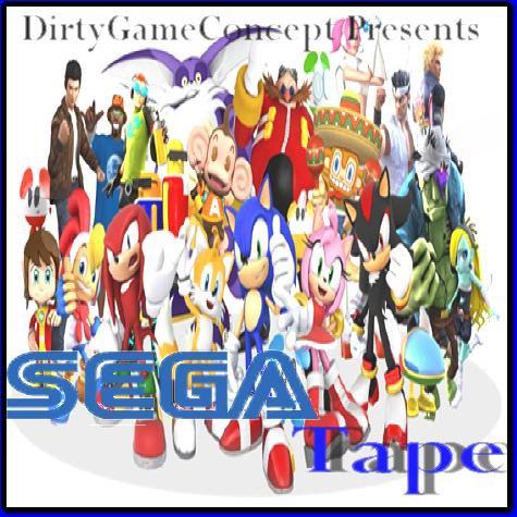 Ma SegaTape :) Pour les 20 Ans de Sonic