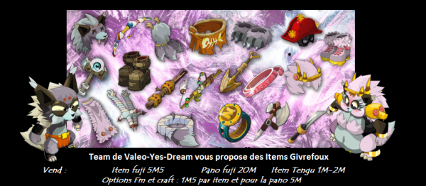 Présentation Valeo-Dream Team