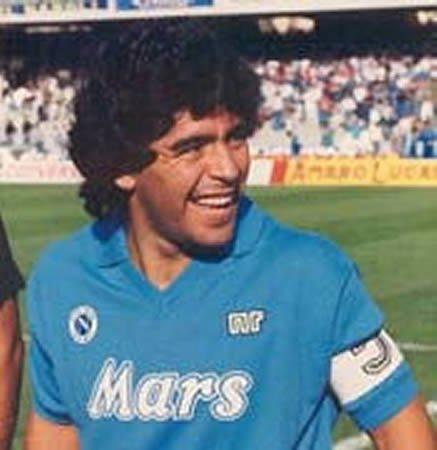 Diego , une légende