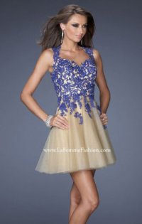 Cheap Sweetheart-Neck Beaded Lace Short Bodice Homecoming Dresses
