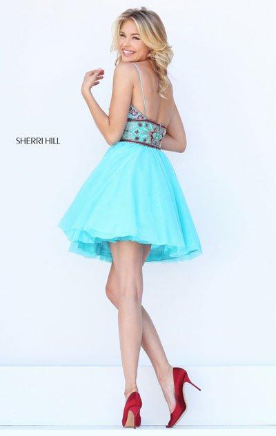 2017 Sherri Hill 50475 Dresses Online Sale