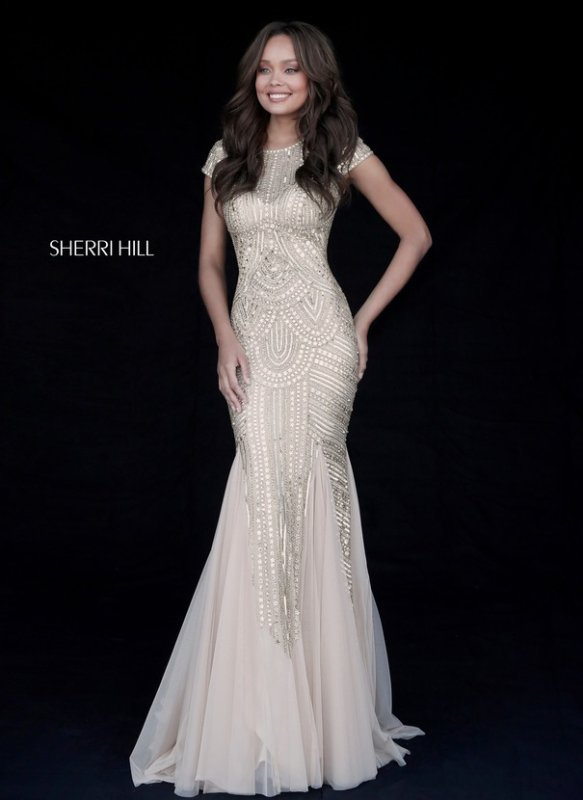 f4d32fd432 Sherri Hill 51426 Gold Prom Dresses 2017 - prom dresses custom 2018