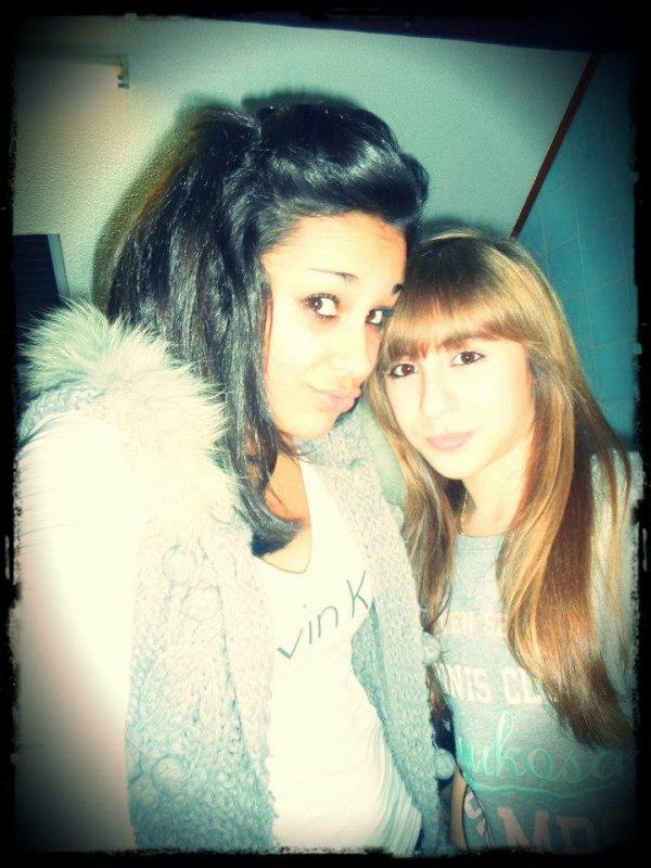 Ma petite cousine, ma princesse! <3