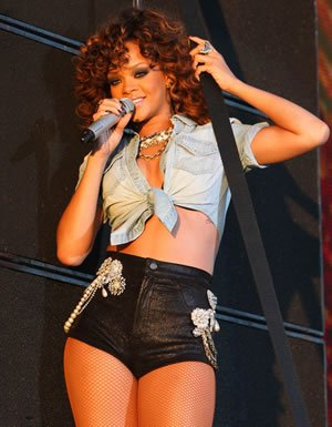 SUBLIME RIHANNA