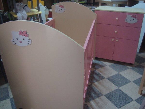 chambre bb hello kitty - Hello Kitty Chambre Bebe